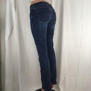 Levi's Jeans - Levis Perfect Waist 525 Straight Leg size 8M (Exe)